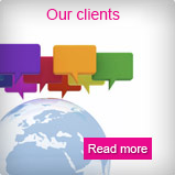 our clients and what they say about us